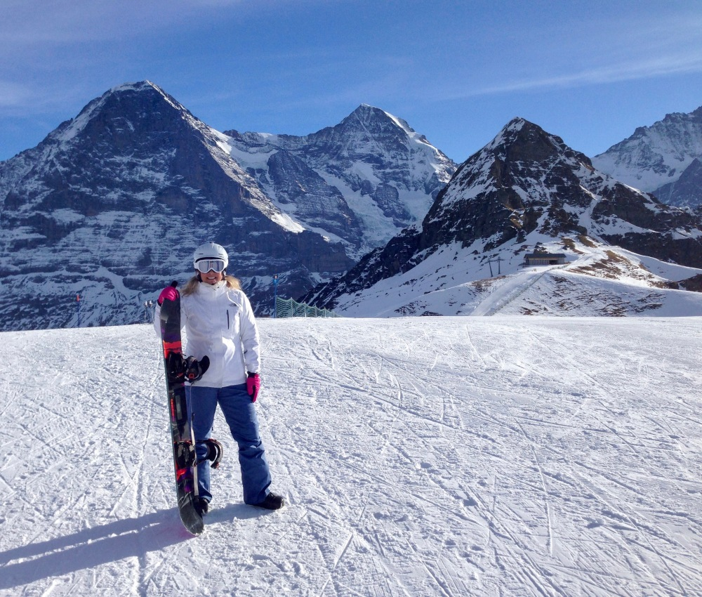 2016 - Mannlichenbahn Ski Resort, Switzerland