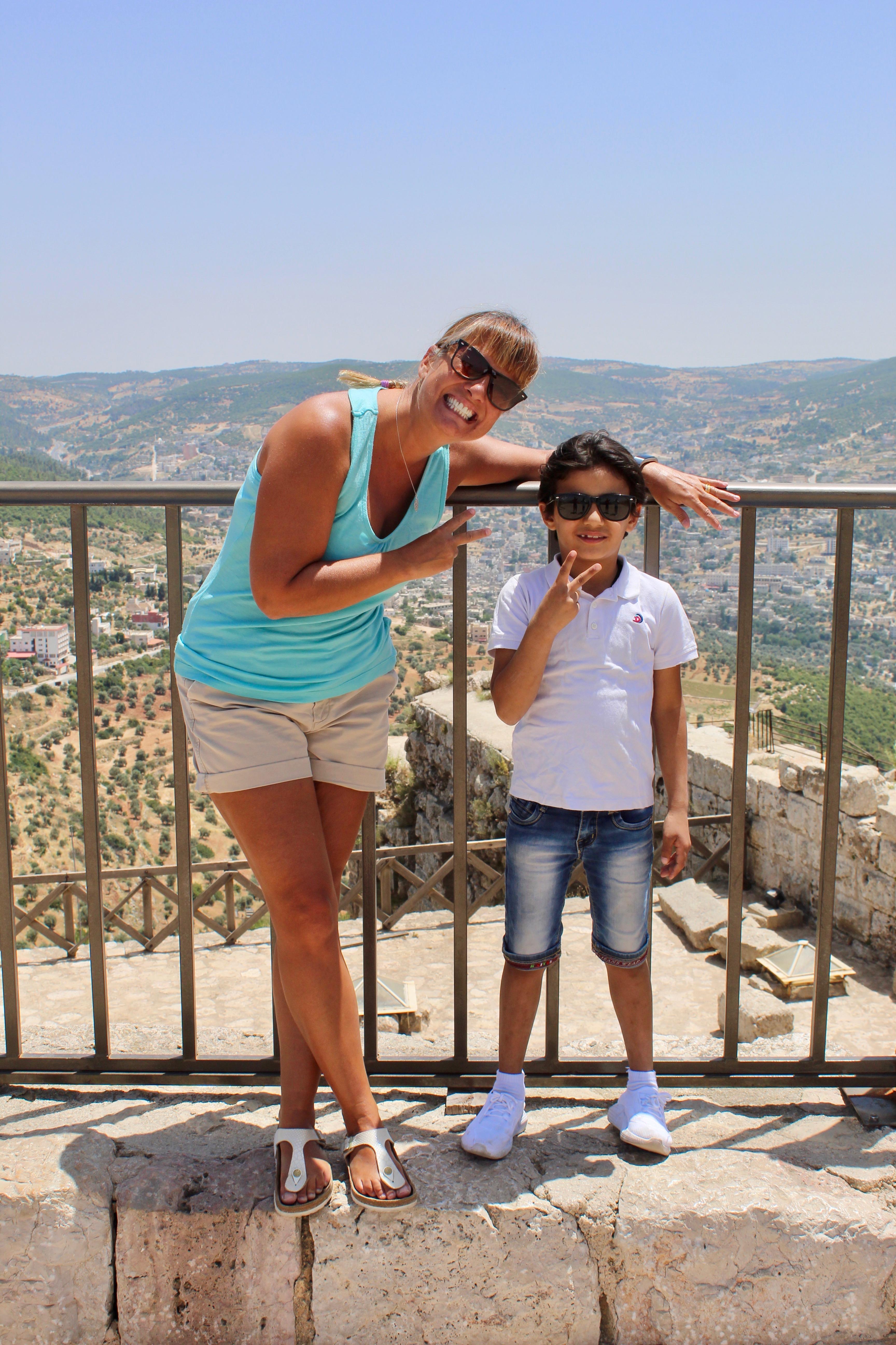 2019 - Jordan - Ajlun Castle