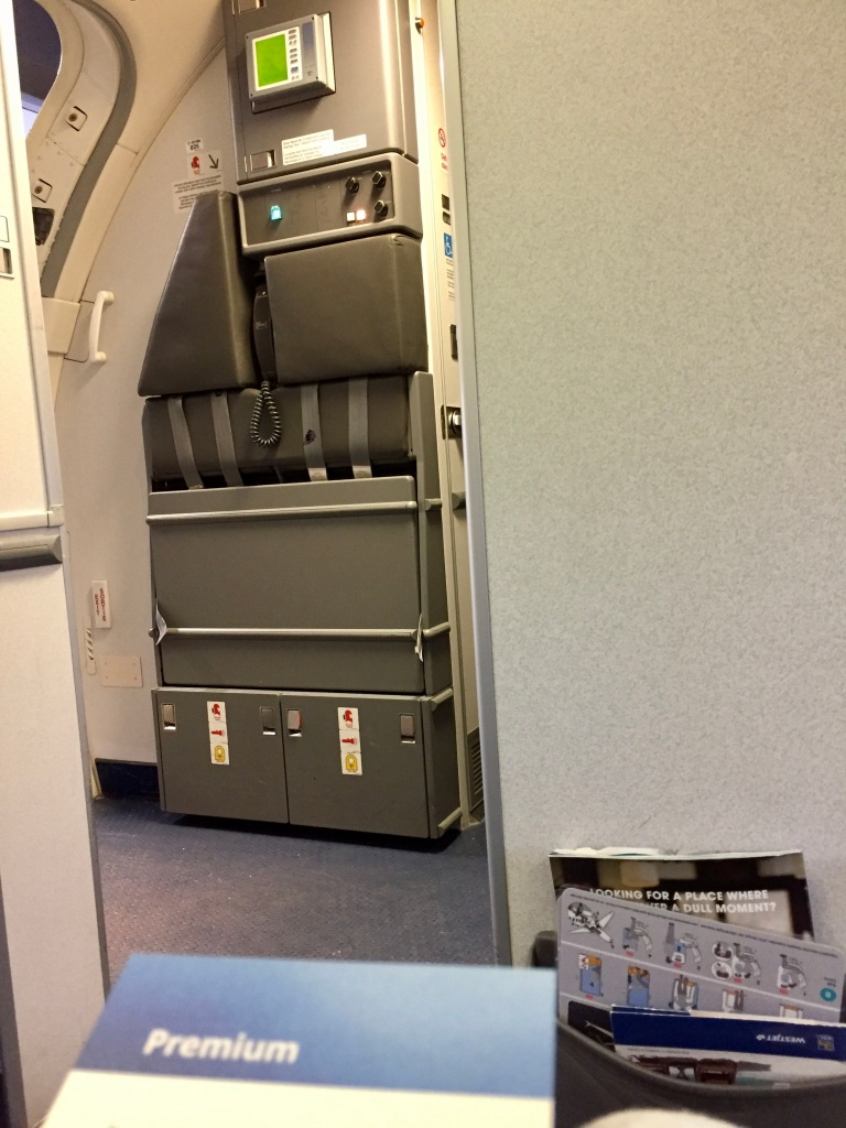 2019 - December - Business Class - WestJet