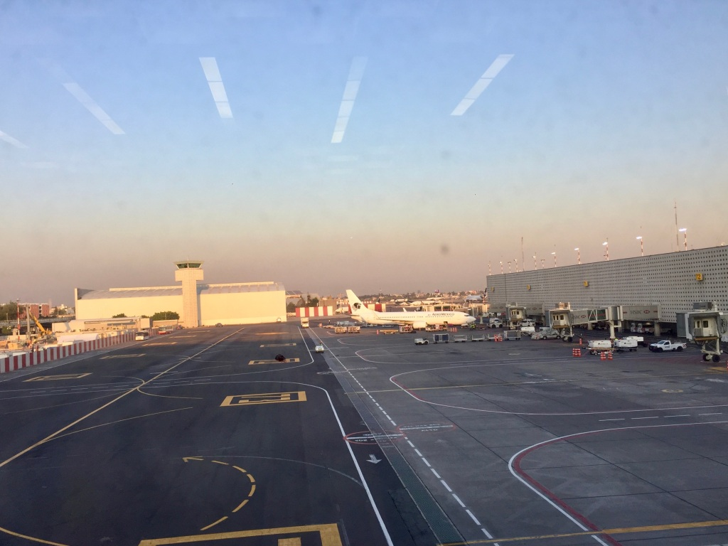 2019 - Mexico City's Aeropuerto Internacional Benito Juárez