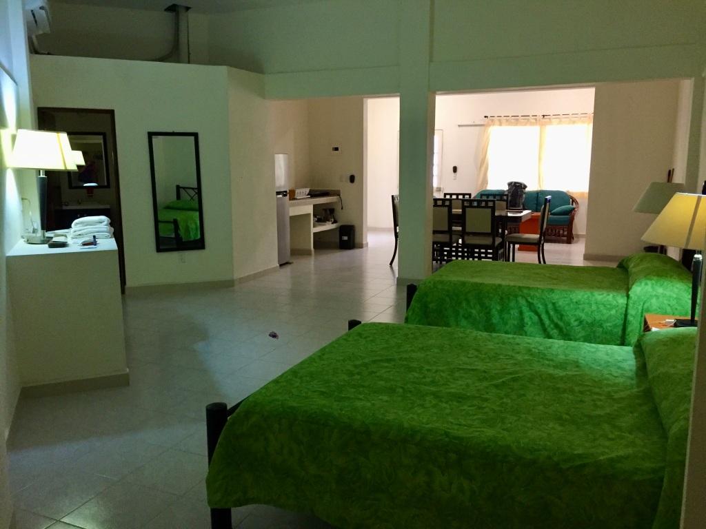 2019/2020 - Huatulco, Mexico - Airbnb apartment in La Crucecita - Section J