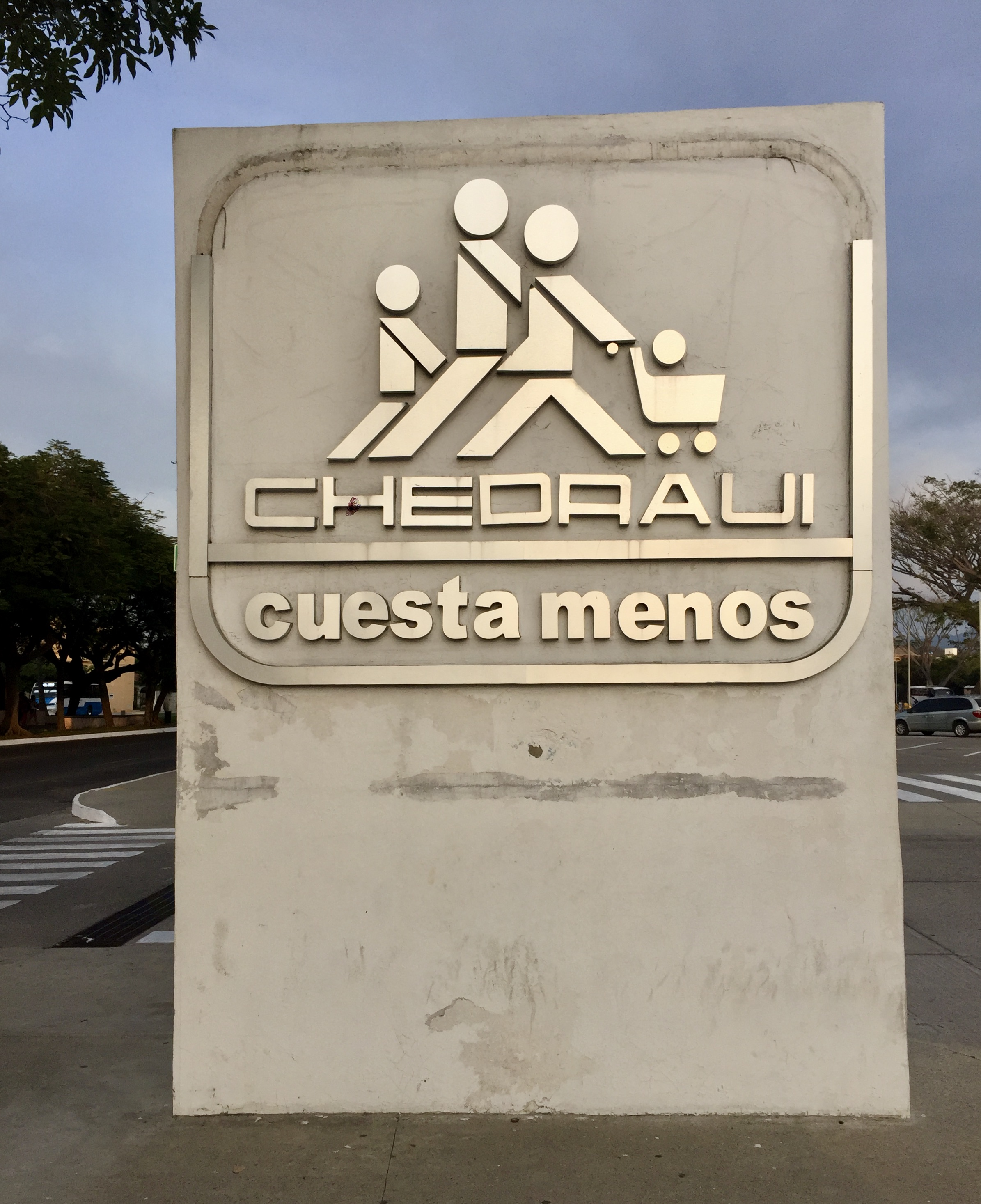 2019 - December - La Crucecita, Huatulco, Mexico - Morning run to Chedraui then Chahué Beach!