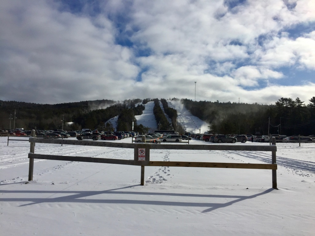 2020 - January - Ski Martock - Windsor Forks, Nova Scotia