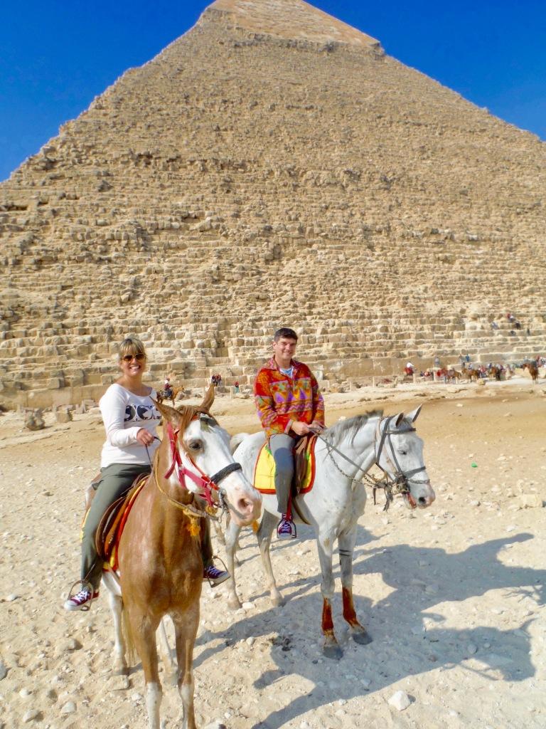 2015 - December 21st - Giza Pyramids - Egypt