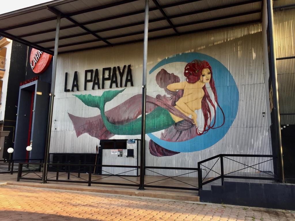2020 - January 2nd - Huatulco, Mexico - La Crucecita - Morning run with Stephanie - La Papaya