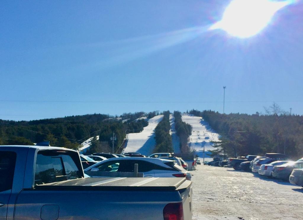 2020 - Martock Ski Hill - Windsor Forks, Nova Scotia