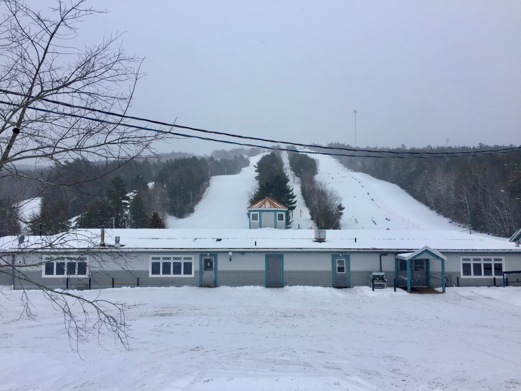 2020 - February - Ski Martock - Ready to hit the Bunny Hill!!!