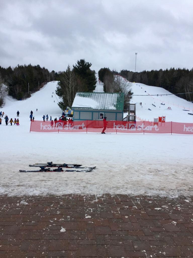 2020 - February - Martock Ski Hill