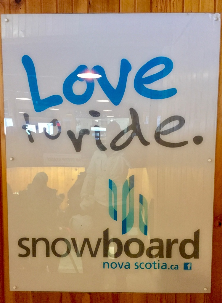 2020 - February - Martock Ski Hill - Love to Ride - Snowboard Nova Scotia