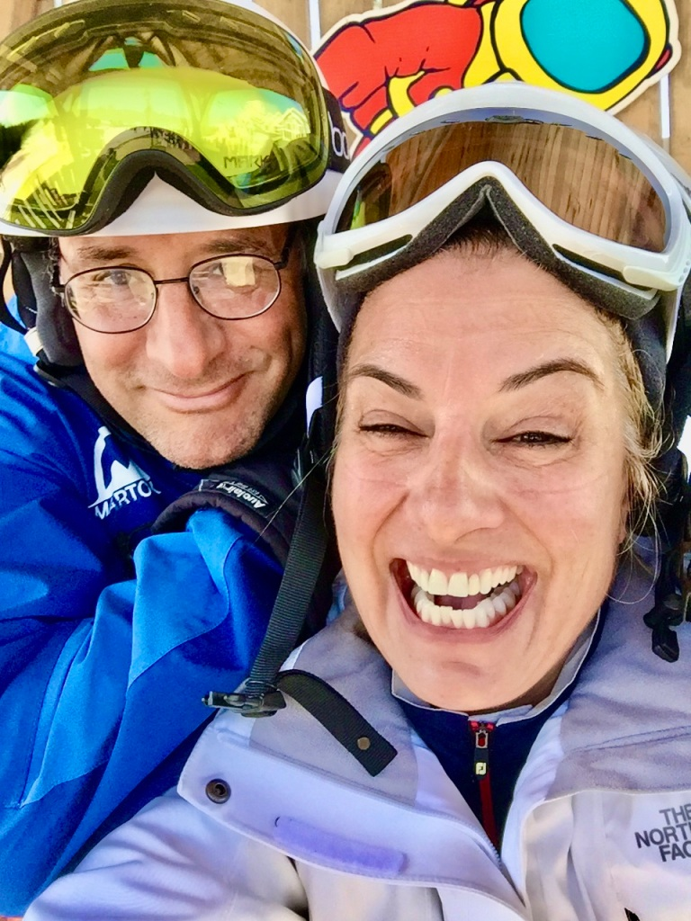 February 2020 - Martock Ski Hill - Sliding Turns Debrief with Instructor X!!
