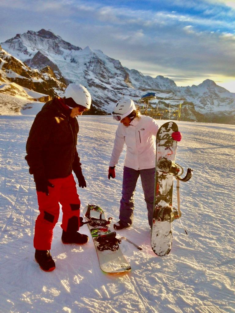 2016 - December - Mannlichenbahn Ski Resort, Grindelwald, Switzerland