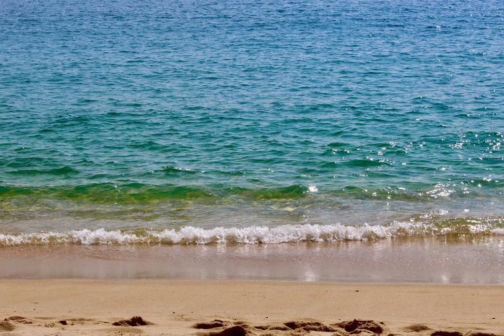 2020 - New Year's Day - Huatulco, Mexico - Chahué Beach