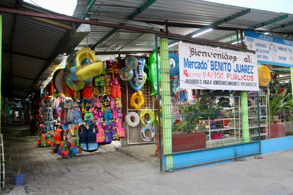 2020 - New Year's Day - Huatulco, Mexico - Downtown La Crucecita