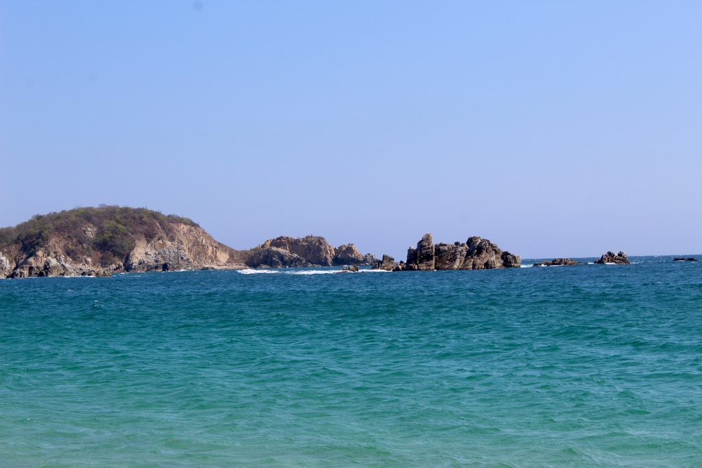 2020 - January 2nd - Huatulco, Mexico - Conejos Beach