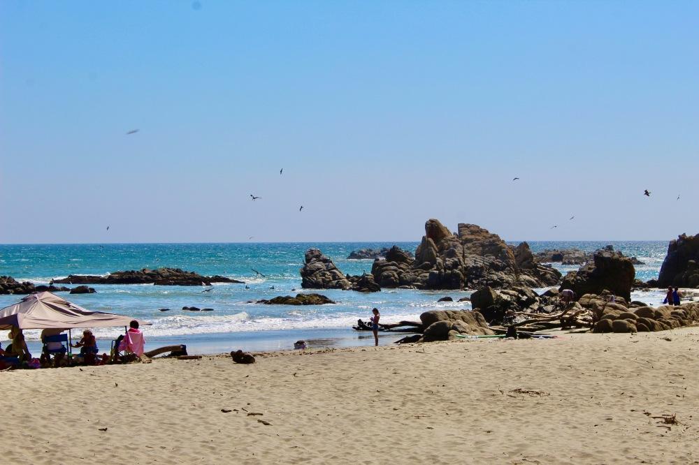 2020 - January 2nd - Huatulco, Mexico - La Bocana Beach