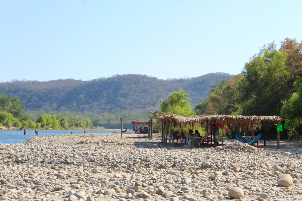 January 2nd, 2020 - Huatulco, Mexico - Copalita River