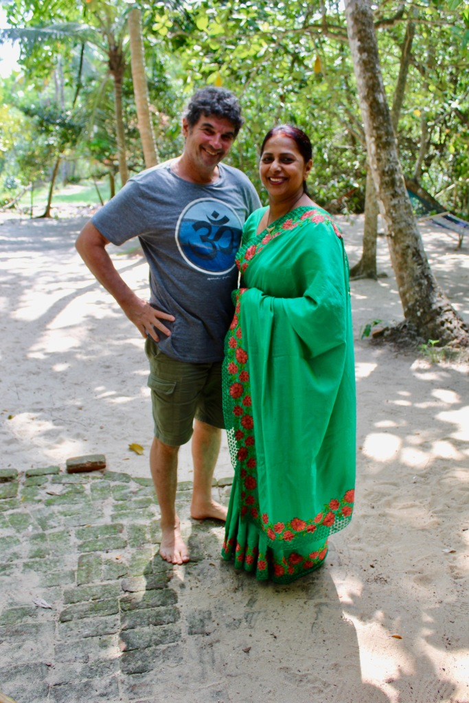 April, 2019 -Mararikulam North, Kerala, India - Michael & Minnie!