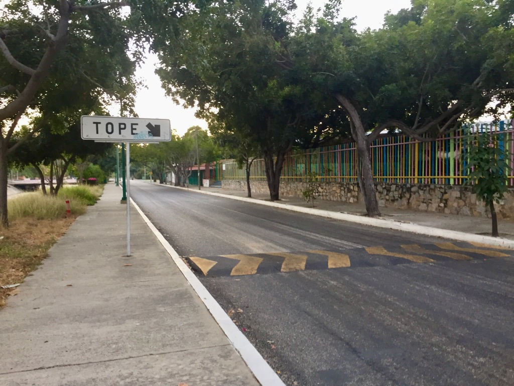 January 4rd, 2020 - Huatulco, Mexico - La Crucecita - Last Day - Morning Run