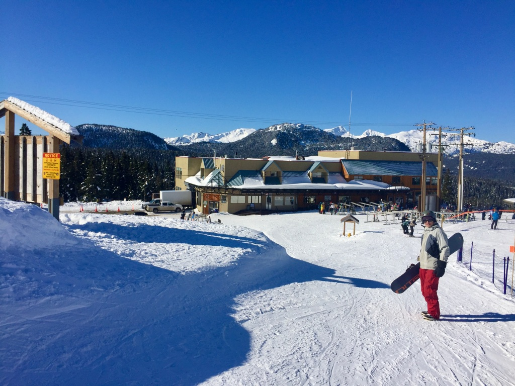 March 15th - Mount Washington Alpine Resort, Vancouver Island