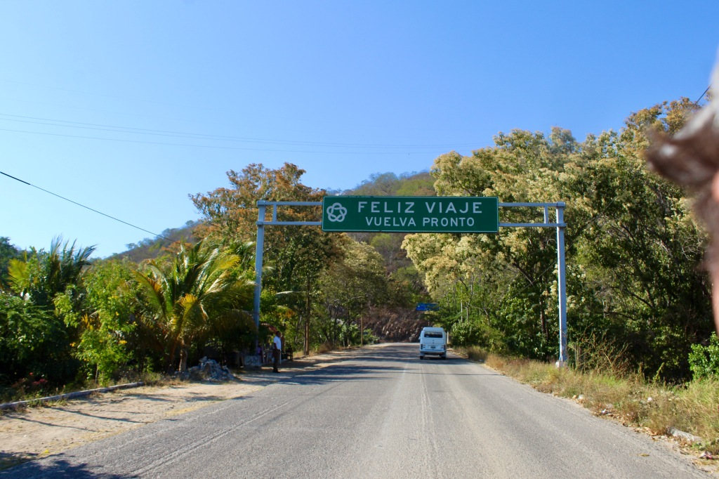Huatulco, Mexico - Day 7 - Copalita Town - Looking for the town of Copalita