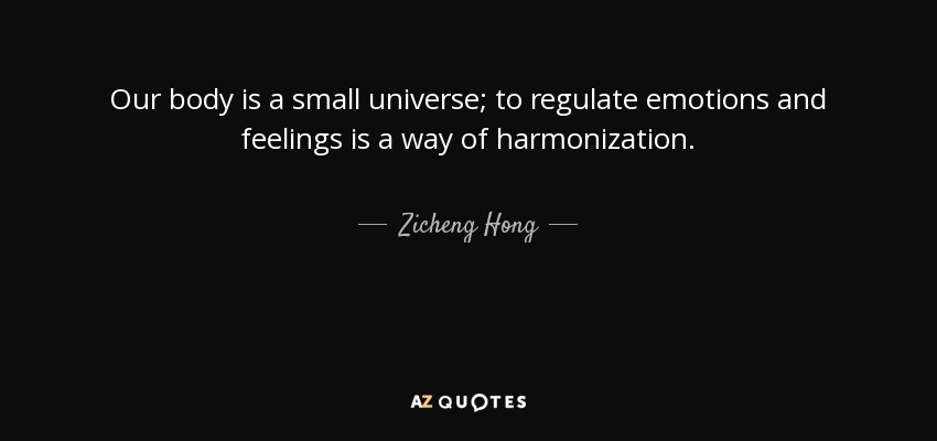 AZ Quotes - Emotional Regulation - Zicheng Hong