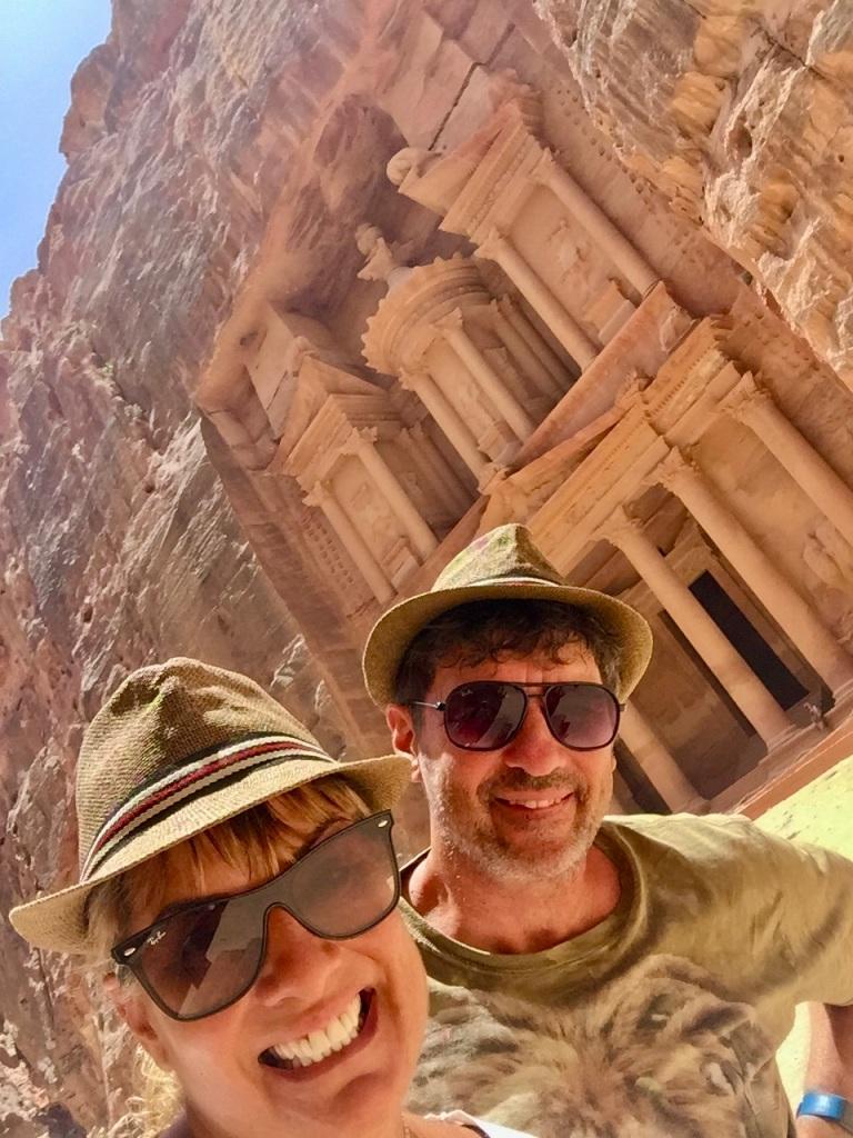 June, 2020 - Jordan - Petra - The Treasury