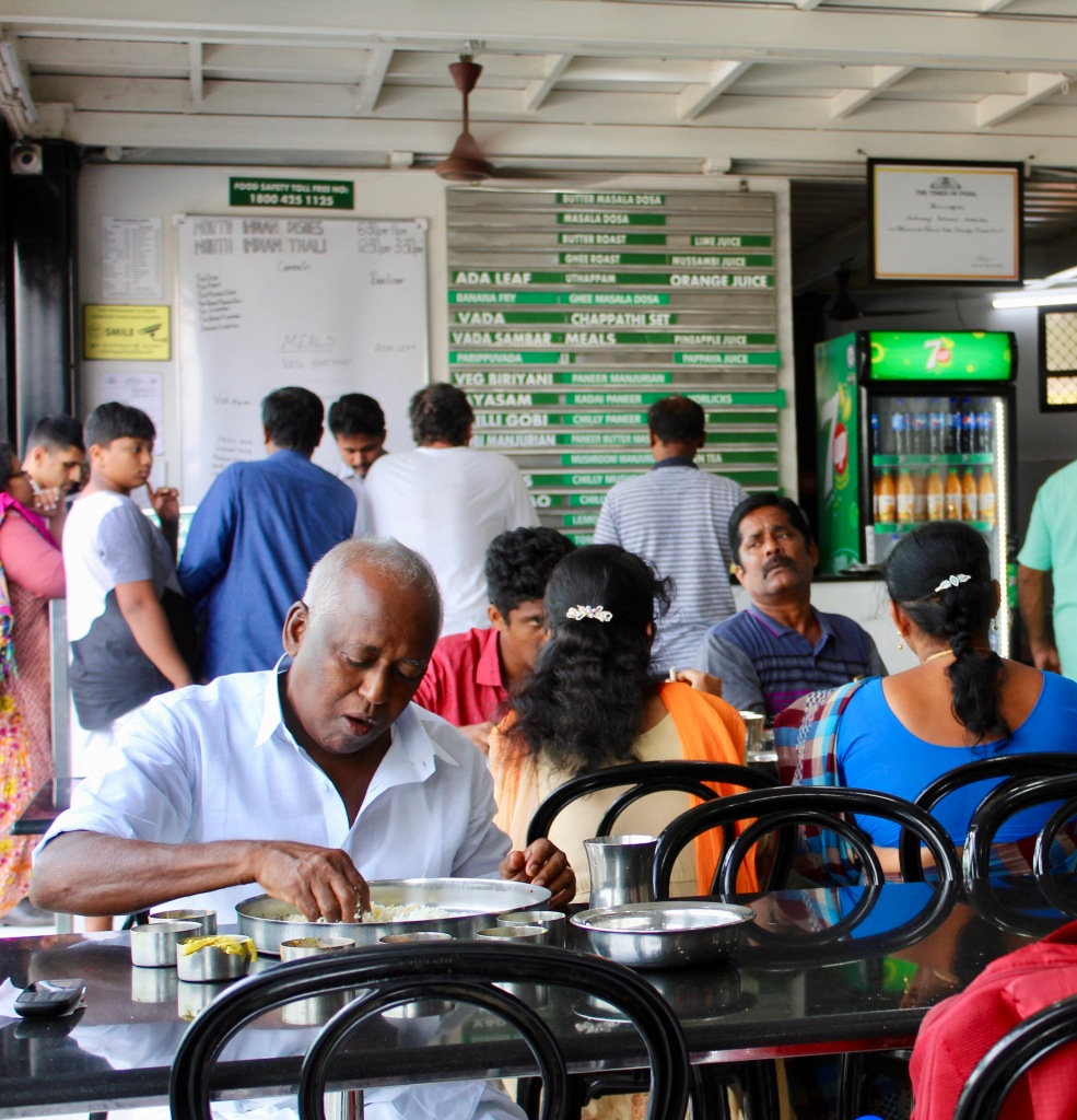 Kochi, Kerala, India - Lunchtime!