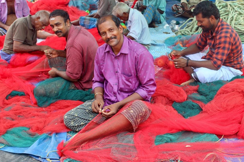 Mararikulam North, Kerala, India - Lovely people
