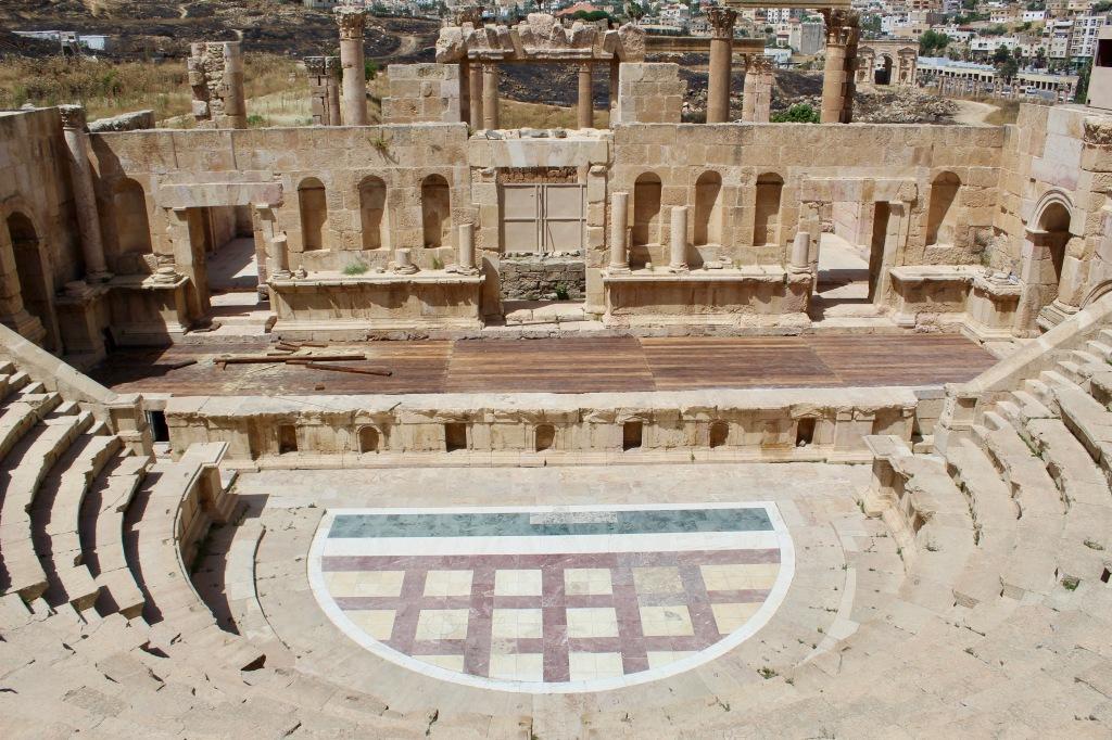 June, 2020 - Jordan - Jerash