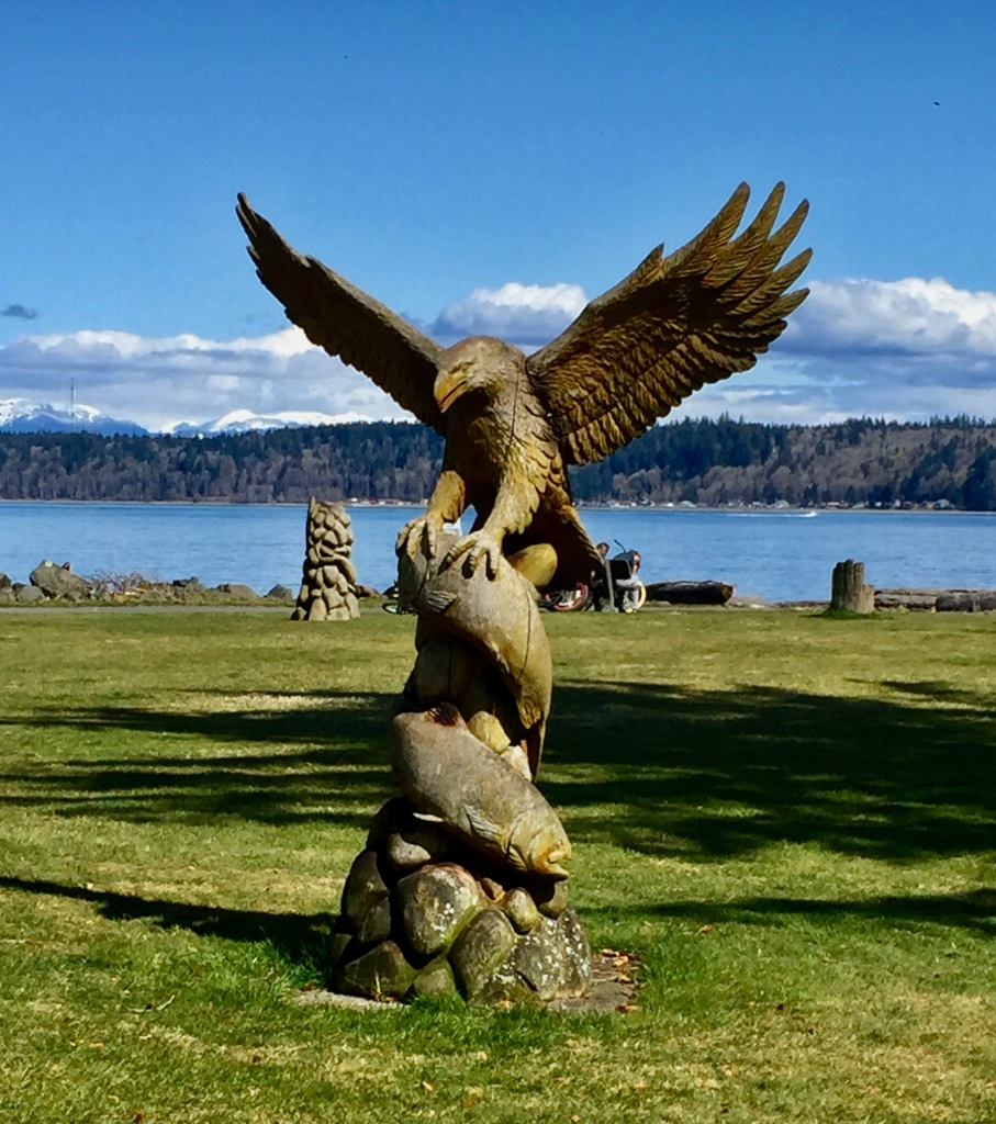 April, 2020 - Campbell River - SeaWalk Art