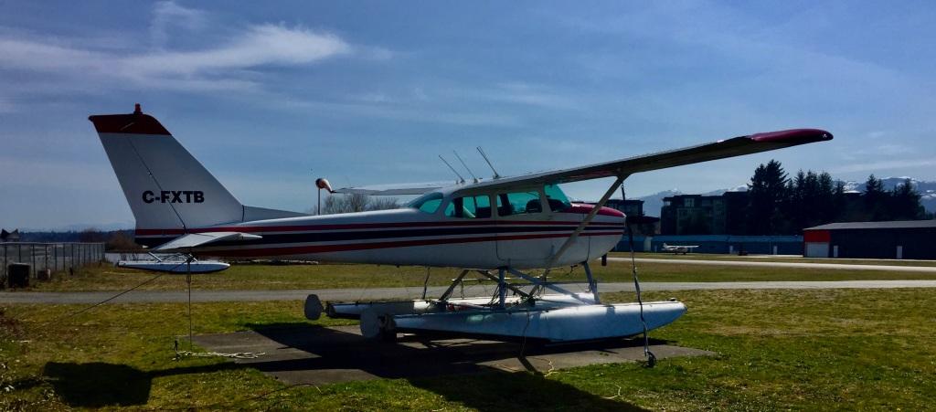 Wednesday - Walk in Courtenay Airpark
