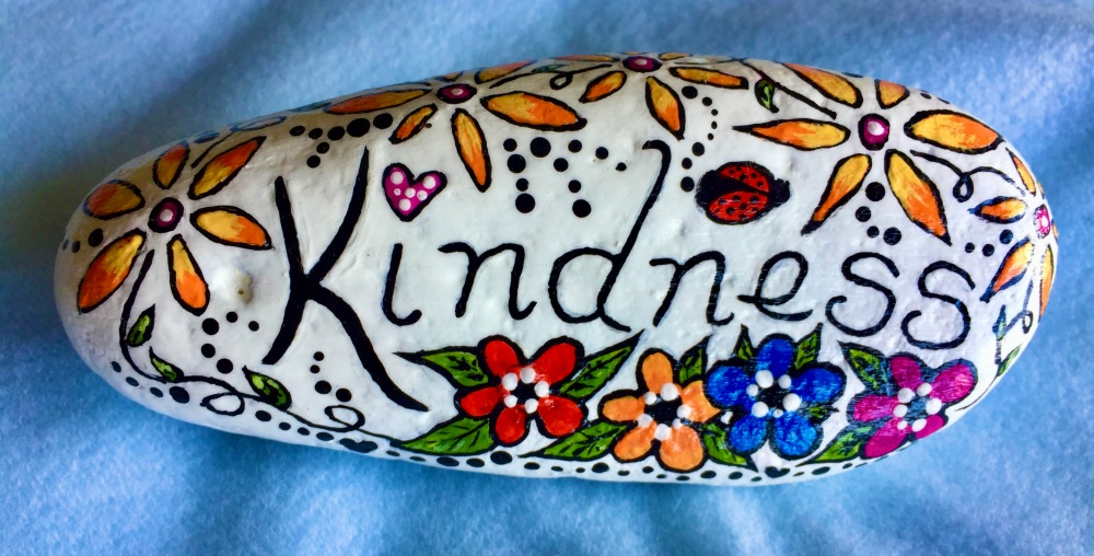 April, 2020 - Campbell River, British Columbia - Kindness Rick found at duck pond!
