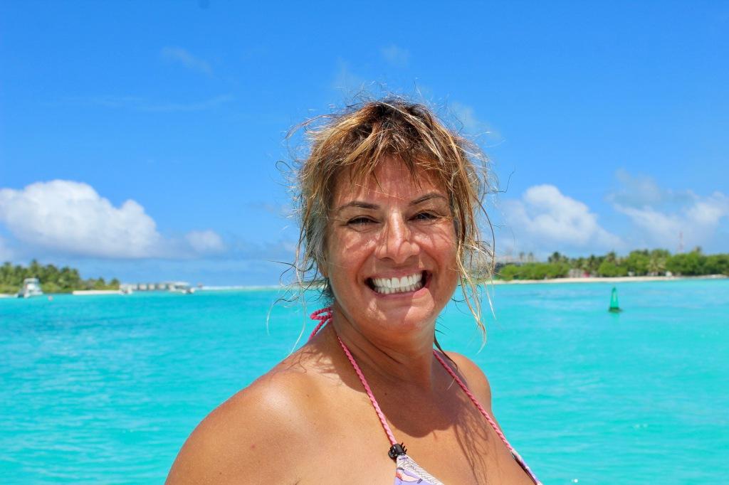 June - 2020 - Maldives - Happy Snorkeler!!