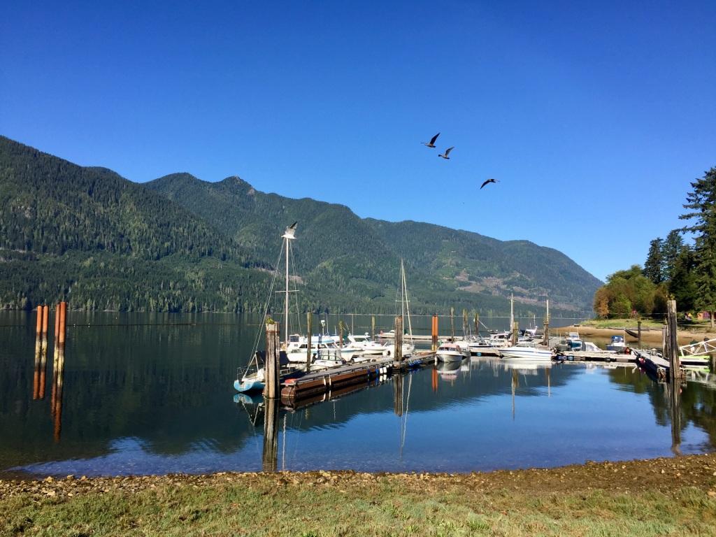 September 9th, 2020 - Rumble Beach Marina, Port Alice, Vancouver Island, British Columbia