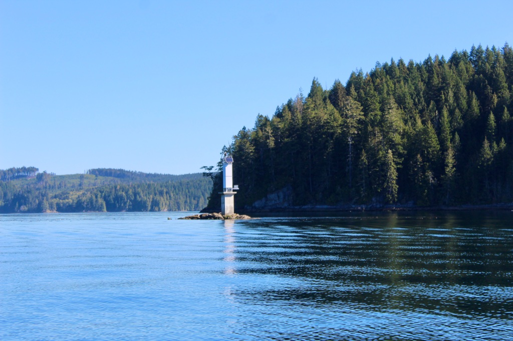 September 9th, 2020 - Neroutsos Inlet, Port Alice, Vancouver Island, British Columbia