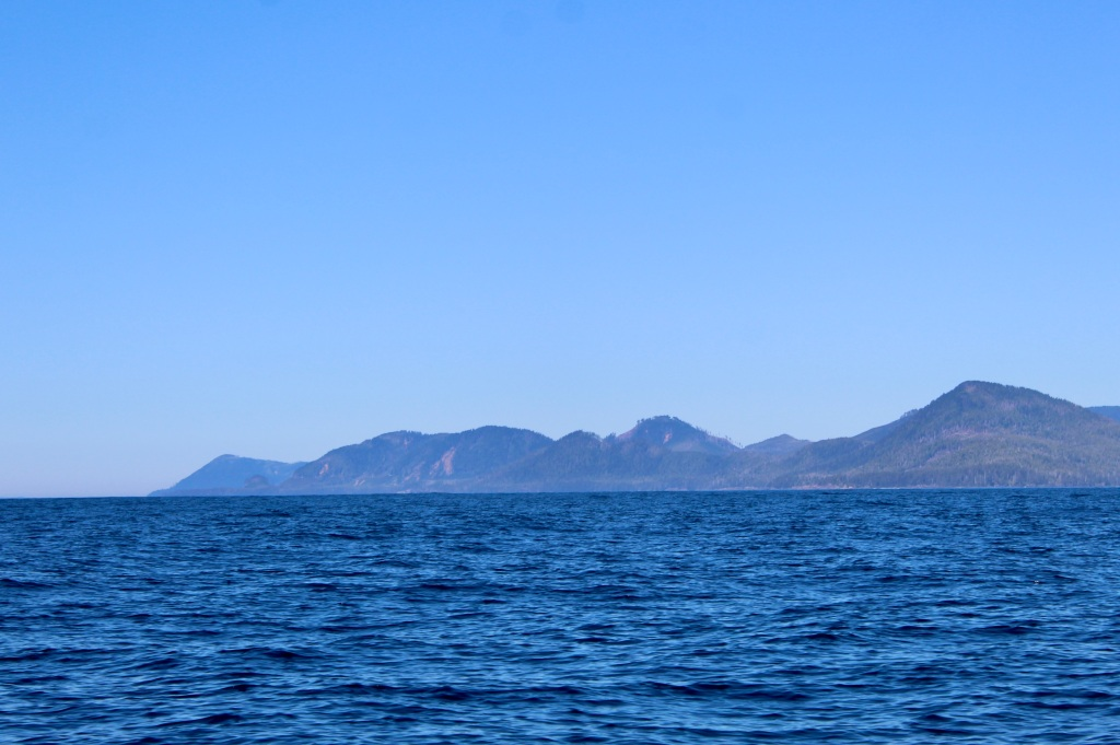 September 9th, 2020 - Quatsino Sound - The most northern tip of Vancouver Island