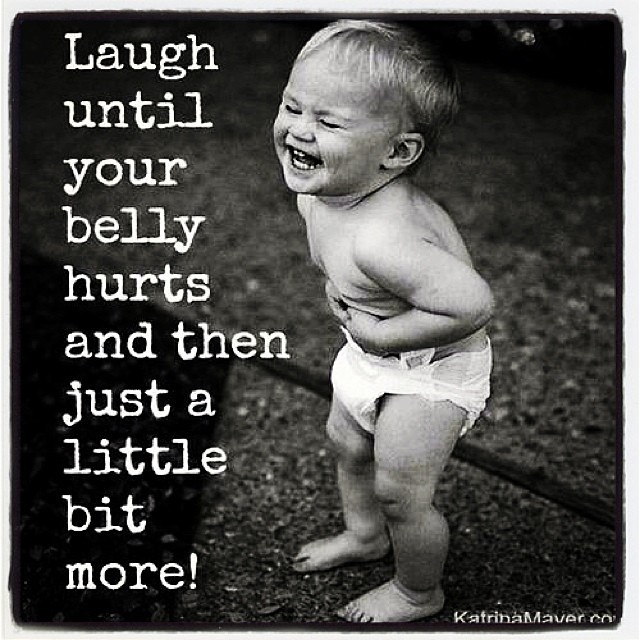 Laughter For Health - Laugh Until Your Belly Hurts!