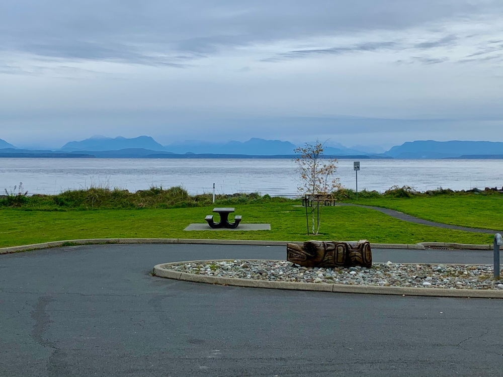 Campbell River, Vancouver Island, British Columbia - SeaWalk stopping place