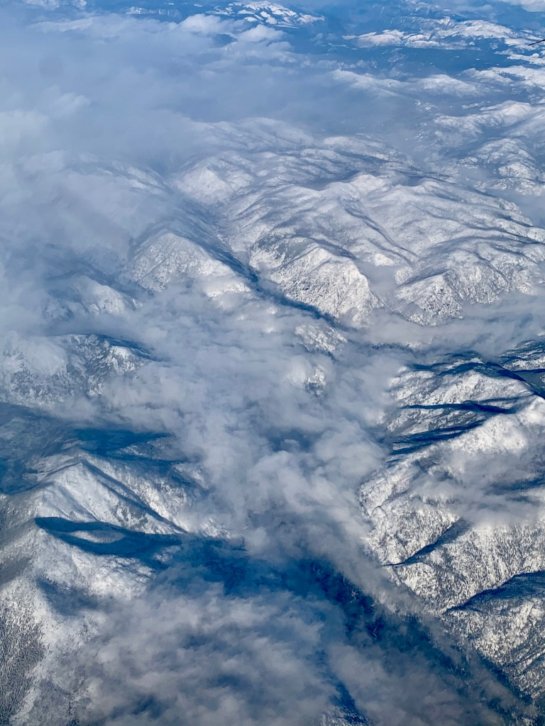 November 15th, 2020 - Okanogan-Wenatchee National Forest, Winthrop, Washington