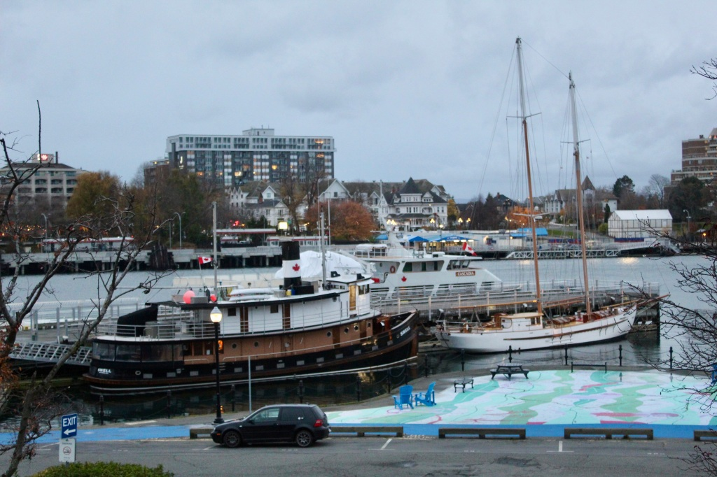 November 14th, 2020 - Victoria, Vancouver Island, British Columbia - Waterfront