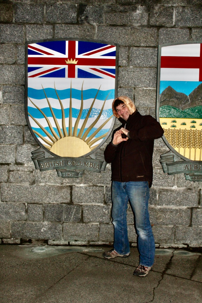 November 14th, 2020 - Victoria, Vancouver Island, British Columbia - Waterfront - British Columbia boy!!