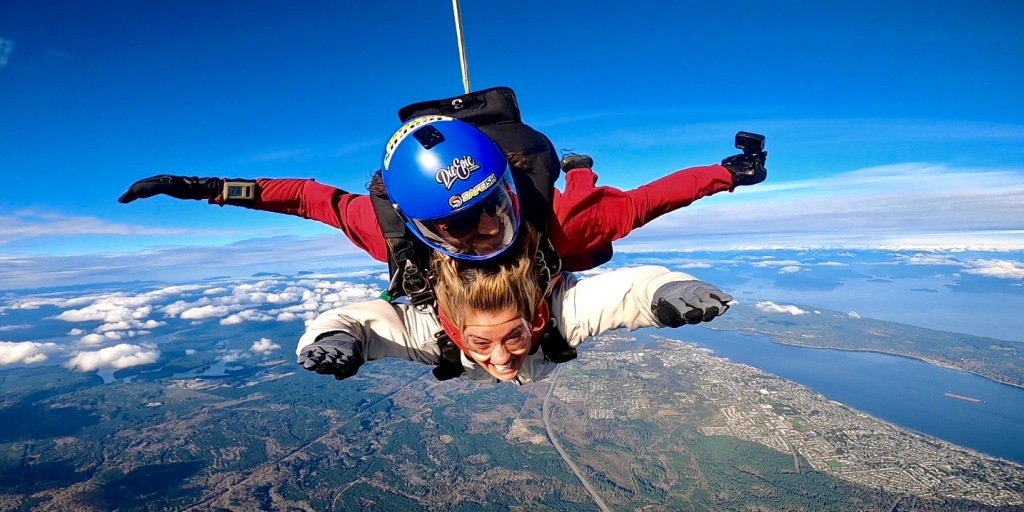 October 31st, 2020- Capital City Skydiving - The free fall!