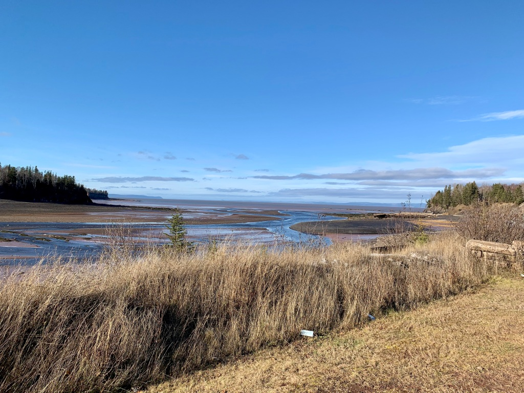 Christmas Eve Day, 2020 - Drive to Burntcoat Head Park