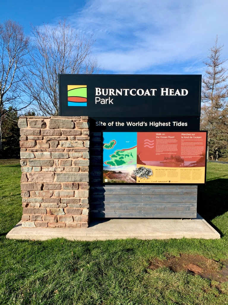 Christmas Eve Day, 2020 - Burntcoat Head Park