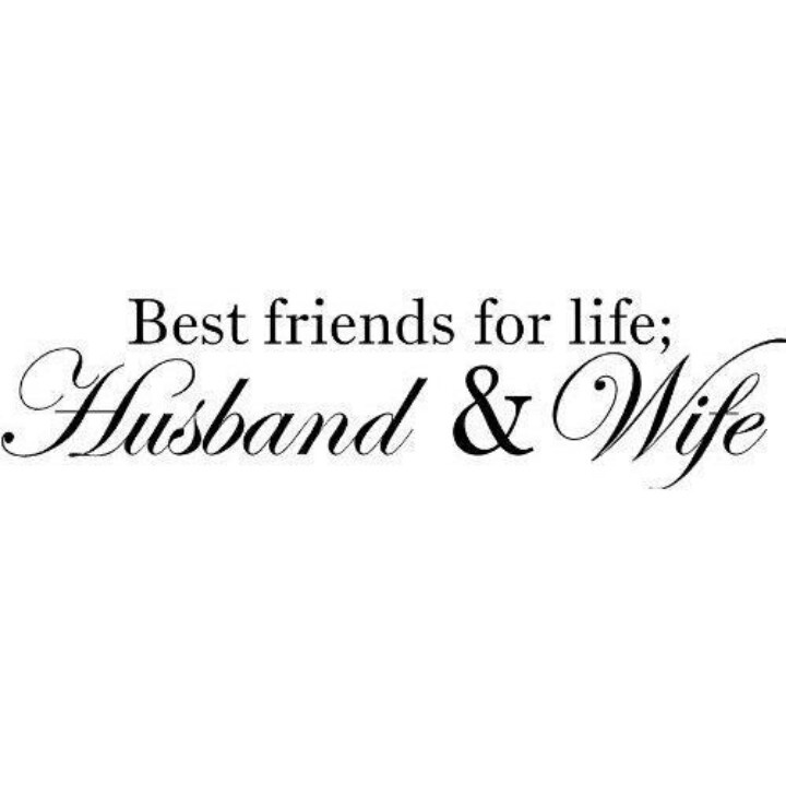 My Husband - Best Friend Quotes