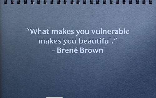 Brene Brown- What Makes You Vulnerable, Makes You Beautiful