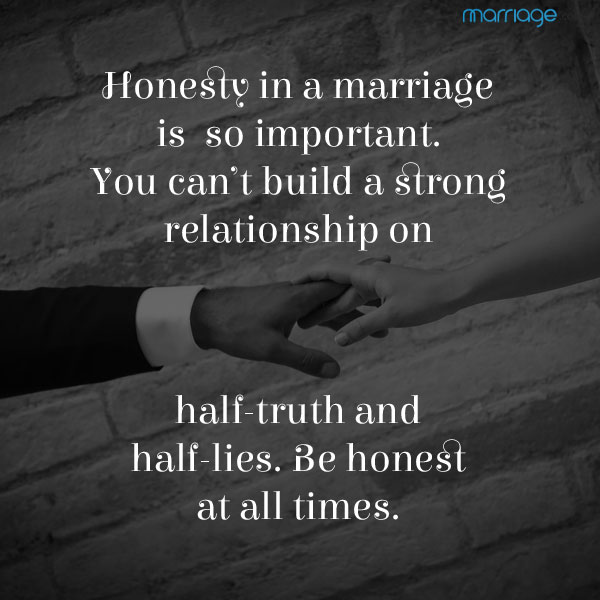 Trust and Honesty Quote