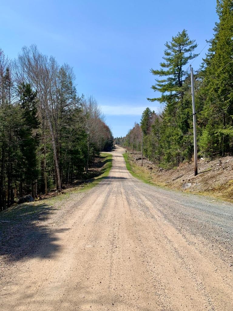 April 25th, 2021 - Vaughan, Nova Scotia, Canada - Onwards and upwards!