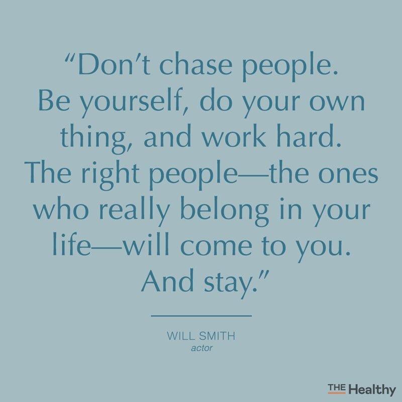 Self-Love quote - Will Smith