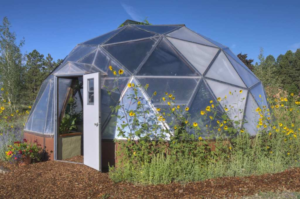 Growing Dome Greenhouse Kit